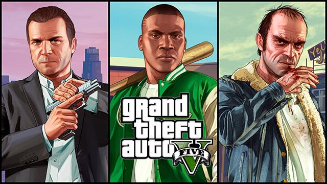 GTA 5 PS4 vs PS3