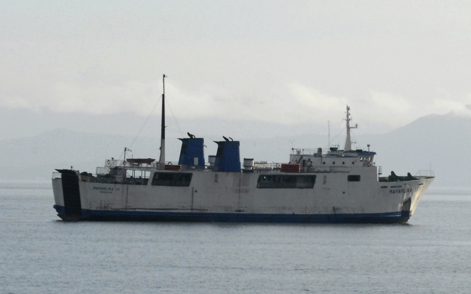 The ferry, MV Maharlika 2, with at least 84 passengers and crew onboard sank on September 13, 2014