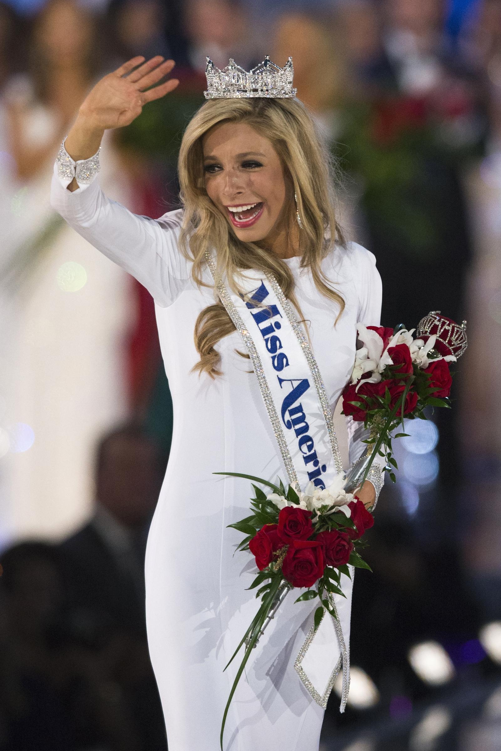 Miss New York Kira Kazantsev
