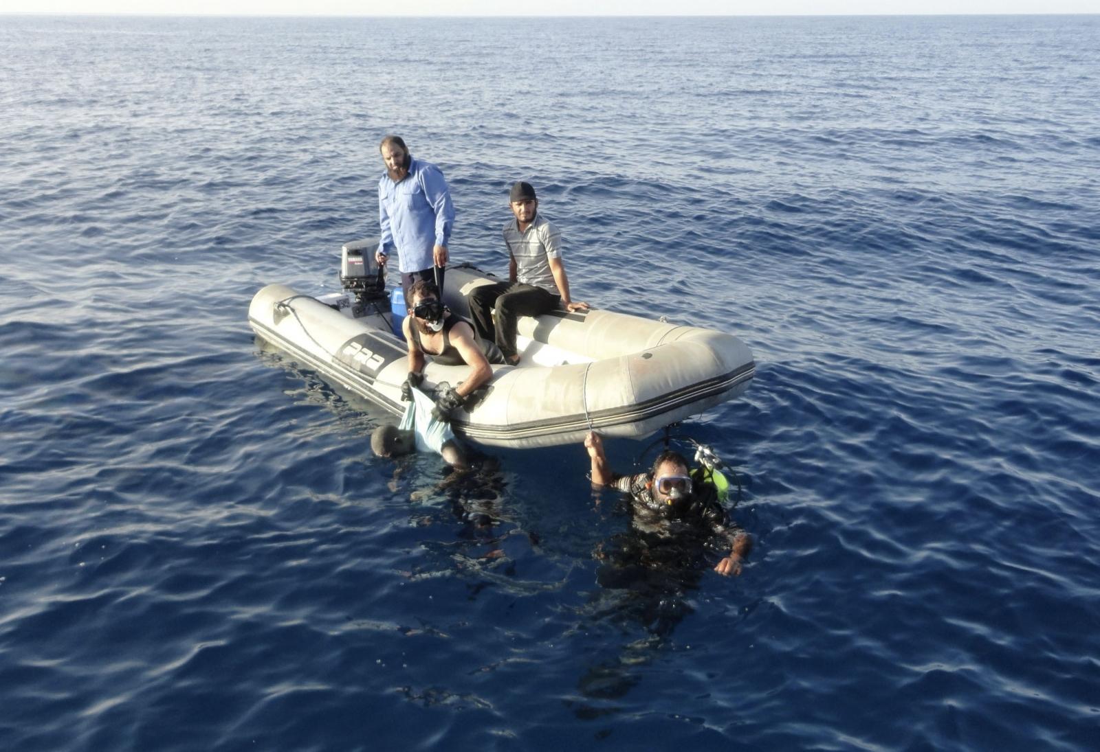 Libya boat tragedy