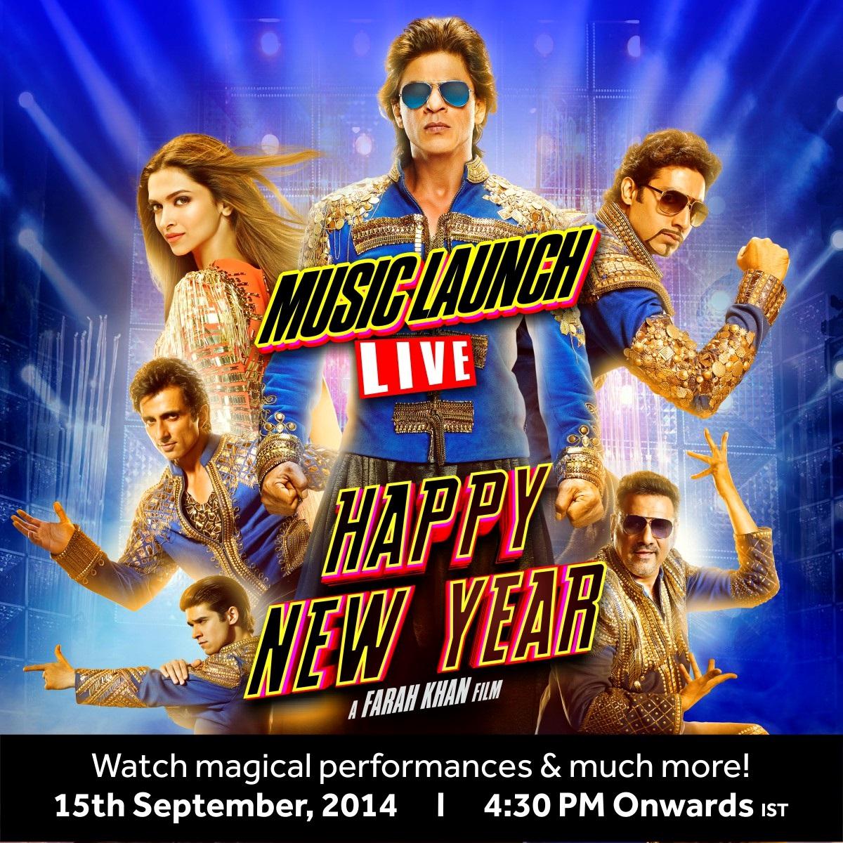 Happy new year  hindi movie 720p