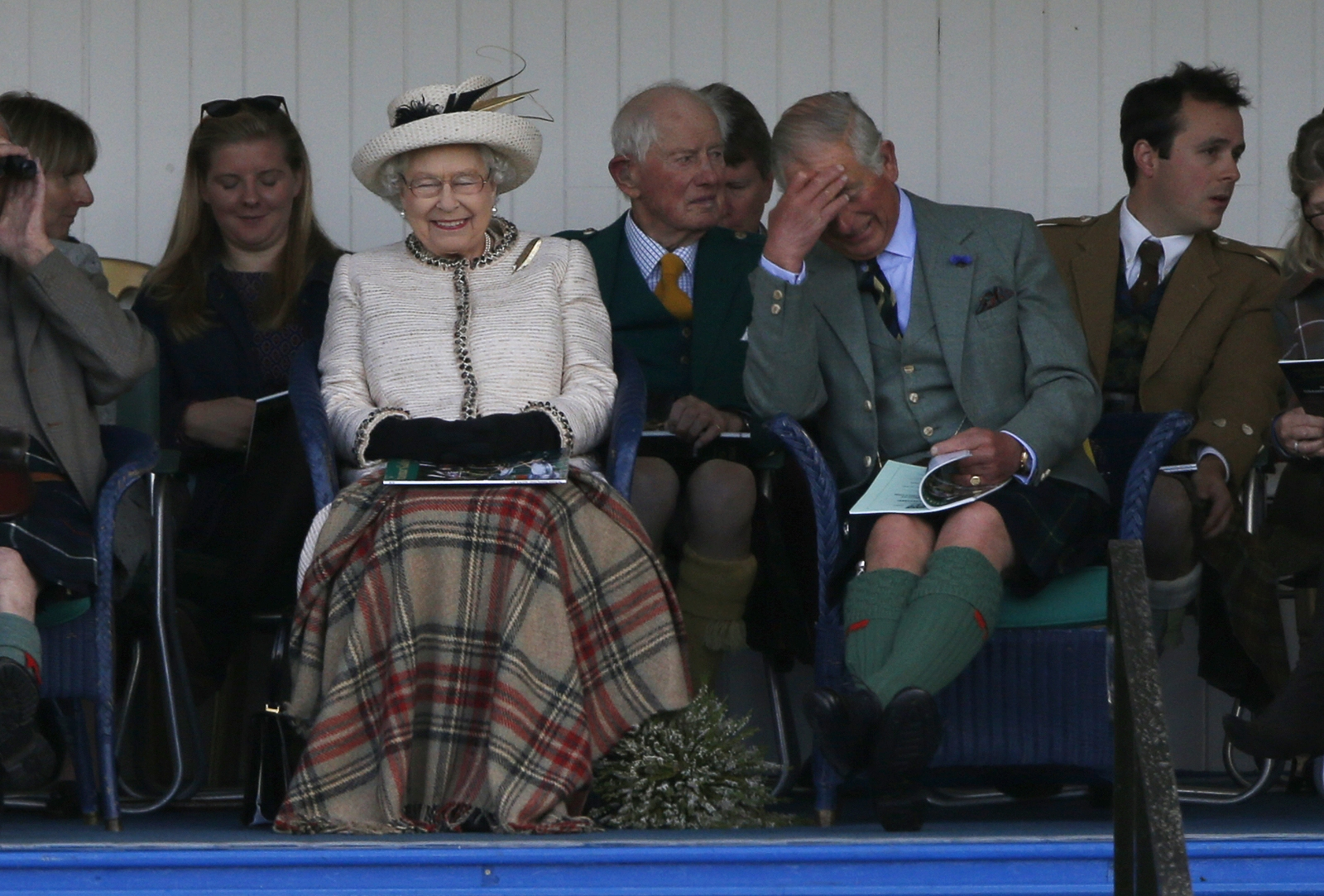 Queen Elizabeth and Scottish independence referendum