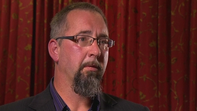 David Haines's Brother Pays Tribute to Murdered British Aid Worker