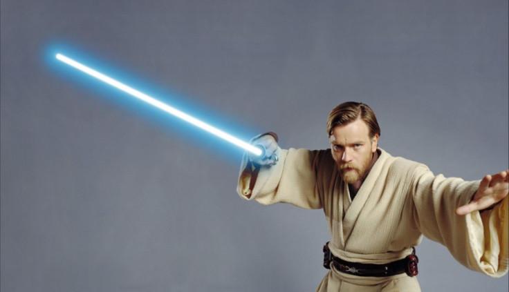 Ewan McGregor as Obi-Wan Kenobi
