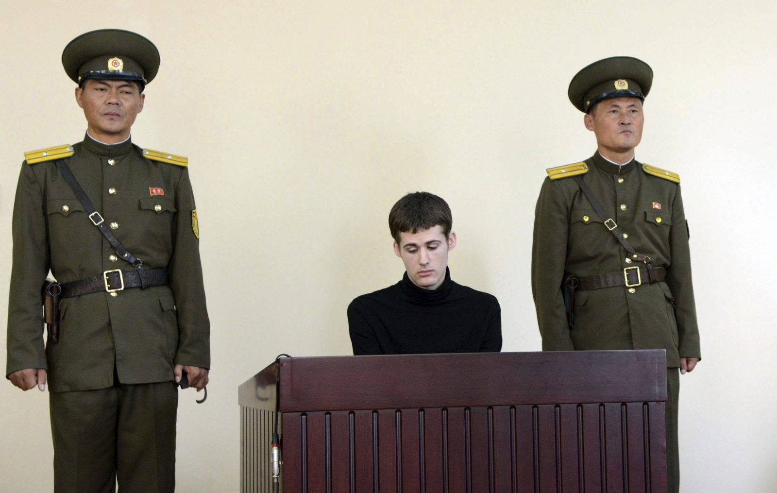 Matthew Miller Trial Verdict North Korea