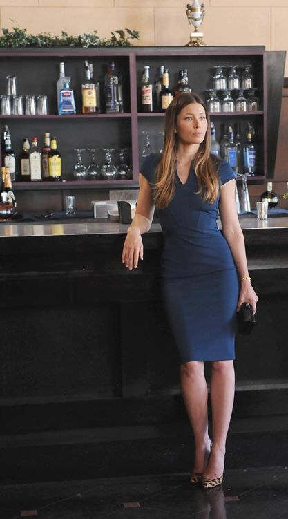 New Girl Season 4 Jessica Biel