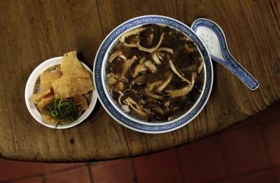 Snake Soup Hong Kong