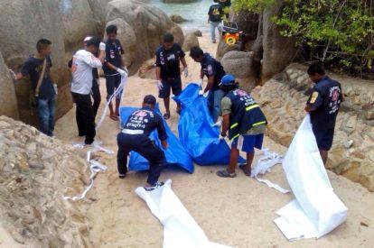 Thailand murders