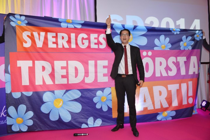 Jimmie Akesson Sweden Democrats