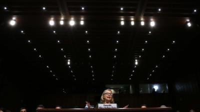 Hillary Testifies at Benghazi Committee