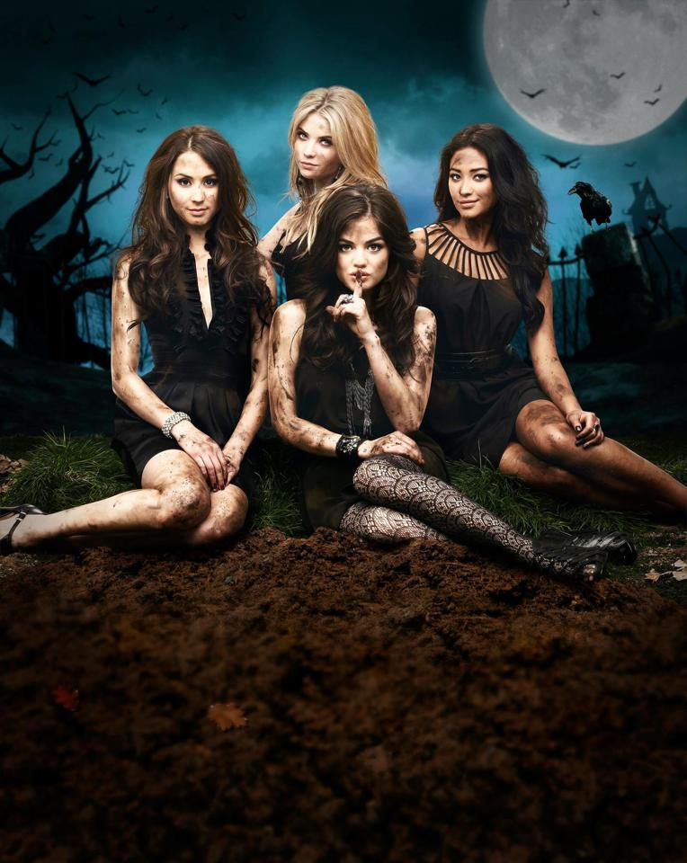 Pretty Little Liars Season 5 Spoilers: The Identity of A is Closer than Ever, Teases Show Producer Marlene King