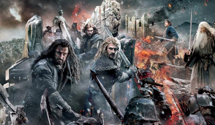 Hobbit: Battle of the Five Armies