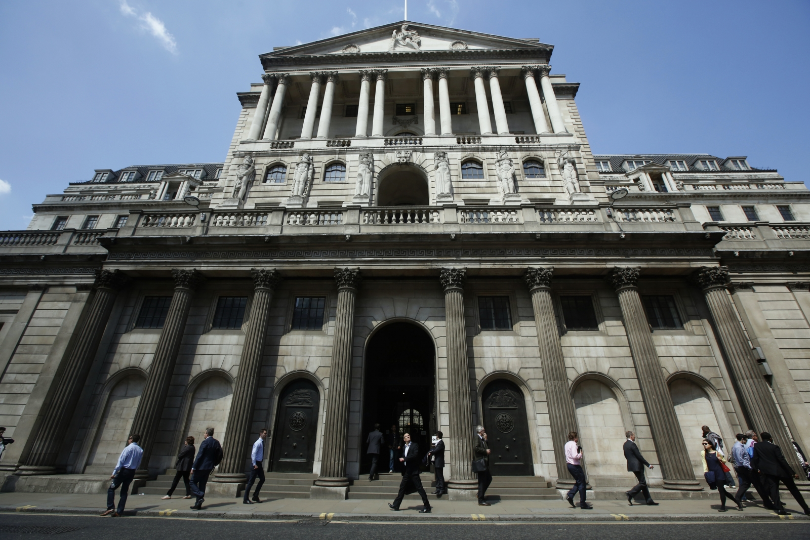 The Bank of England may have overstated amount to be borrowed