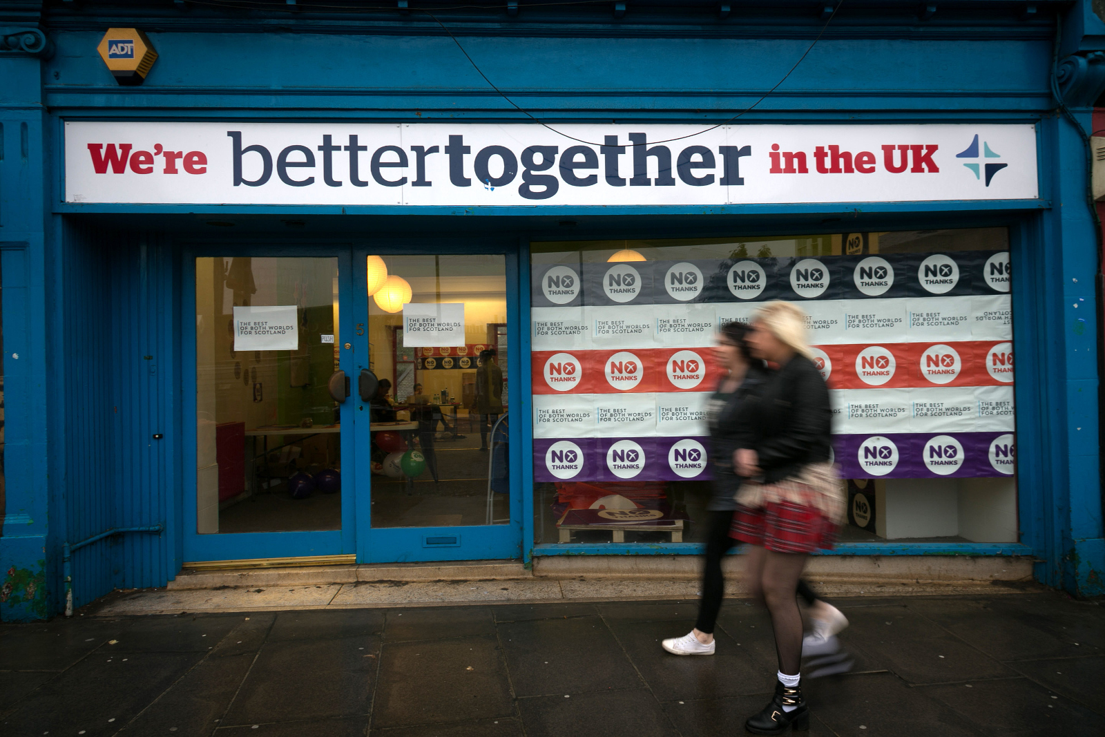 Better Together Edinburgh Office