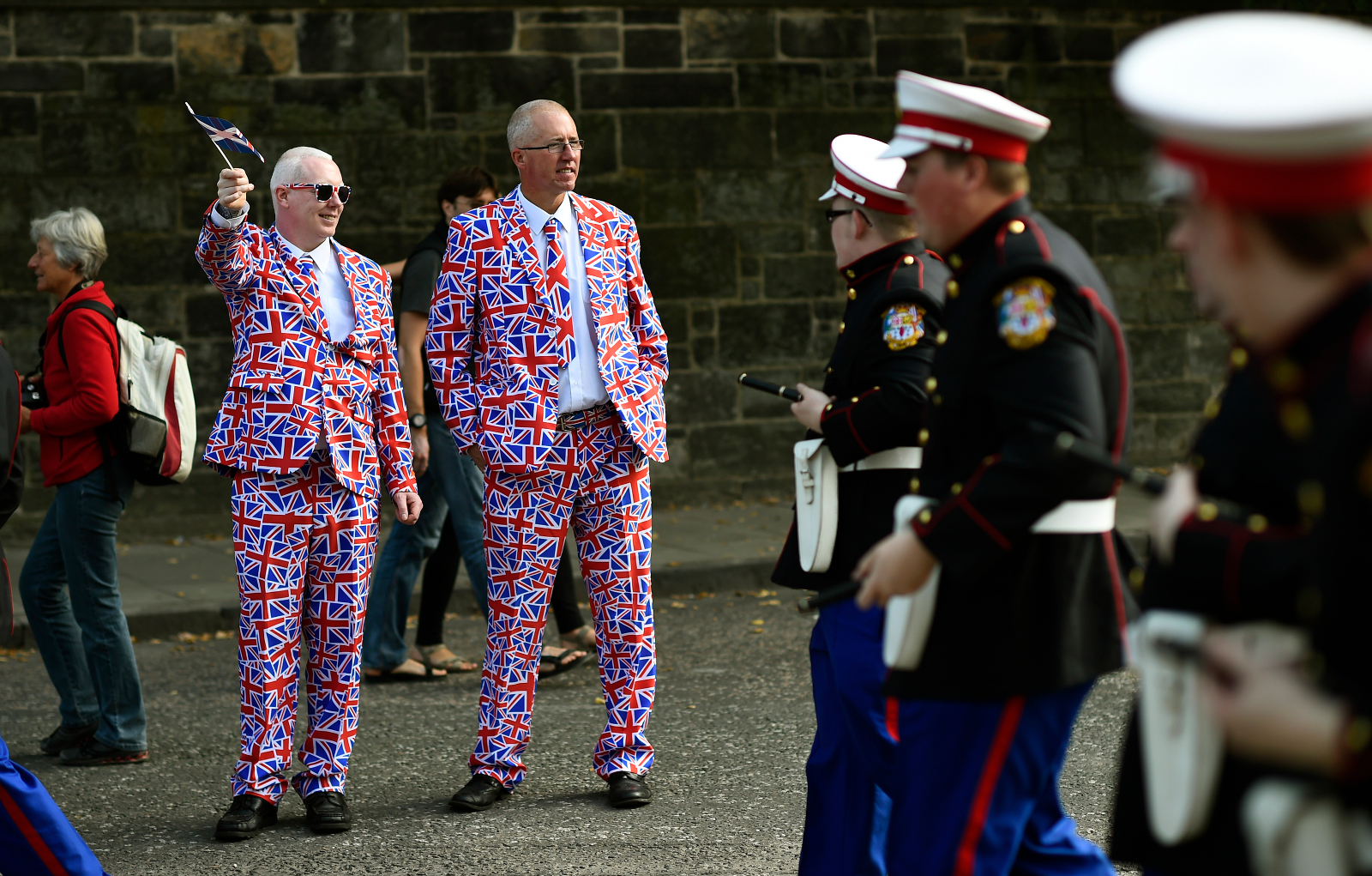 Edinburgh Orange Order Parade 1