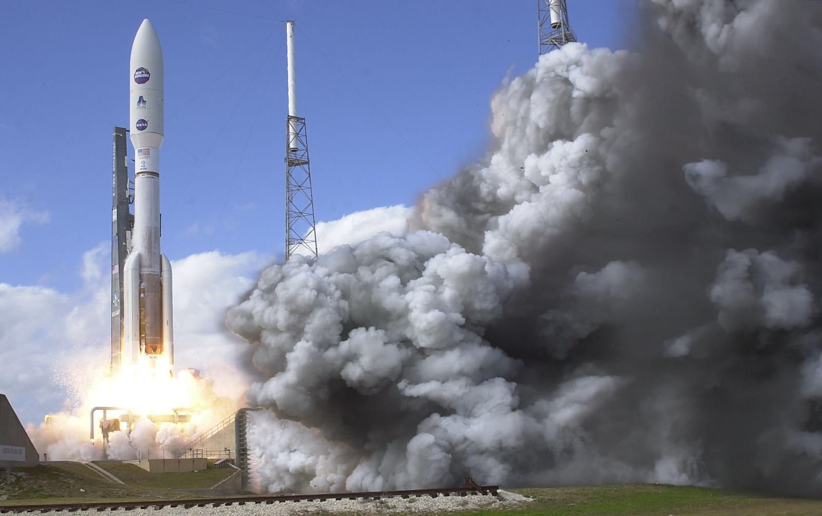New Horizons spacecraft