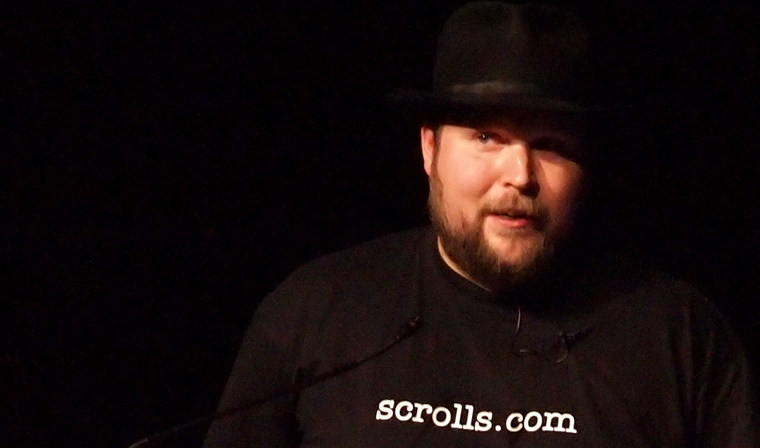 Minecraft creator Marcus Persson (crop)