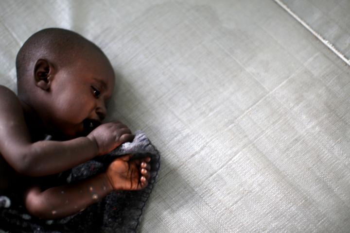 Child mortality baby treatment