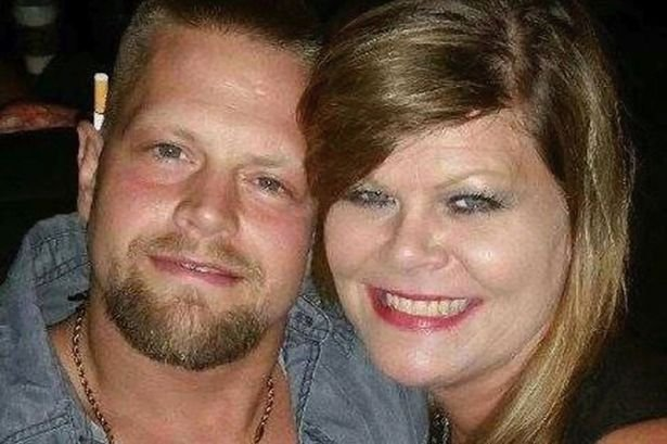 Joseph Oberhansley is accused of killing his ex-fiancée, Tammy Jo Blanton