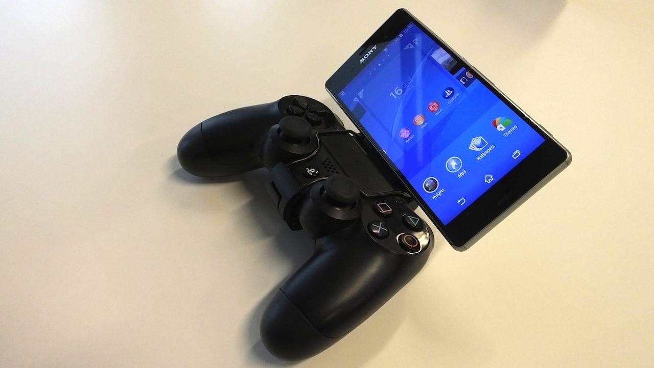 Xperia Z3 PS4