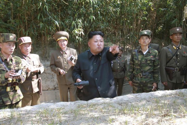 North Korean leader Kim Jong-un's China visit