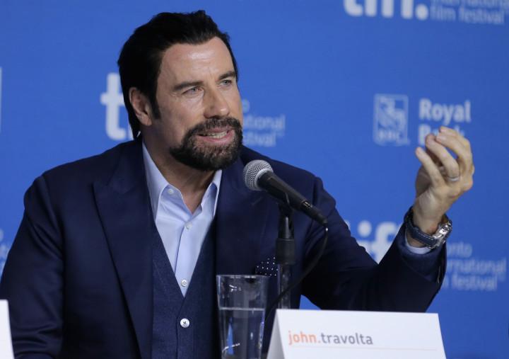 Actor John Travolta