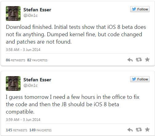 iOS 8 Jailbreak Status Update: Reminder to Update to iOS 7.1.2 and Jailbreak with Pangu