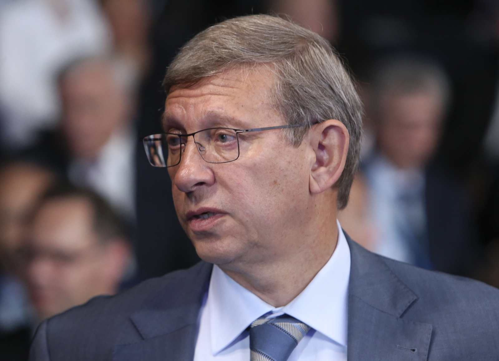 Vladimir Evtushenkov
