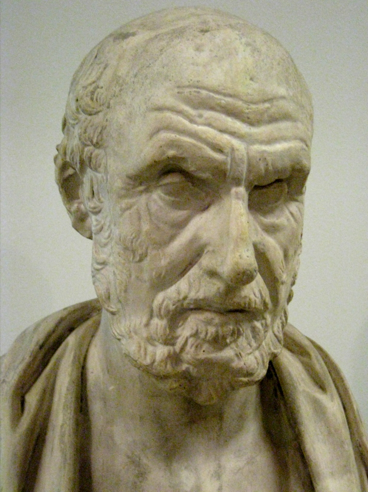 Hippocrates, a renowned ancient Greek physician
