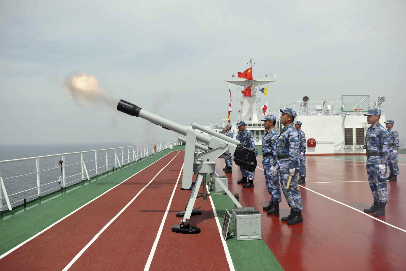 Chinese People's Liberation Army (PLA) Navy