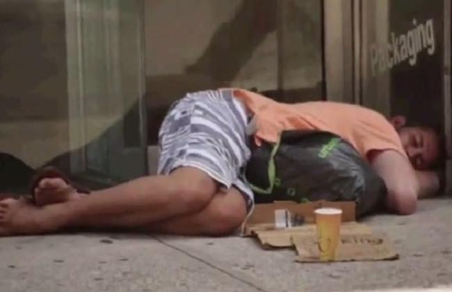 homeless joe