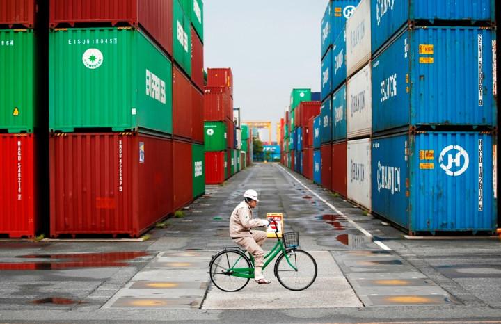 Japan Tokyo Port