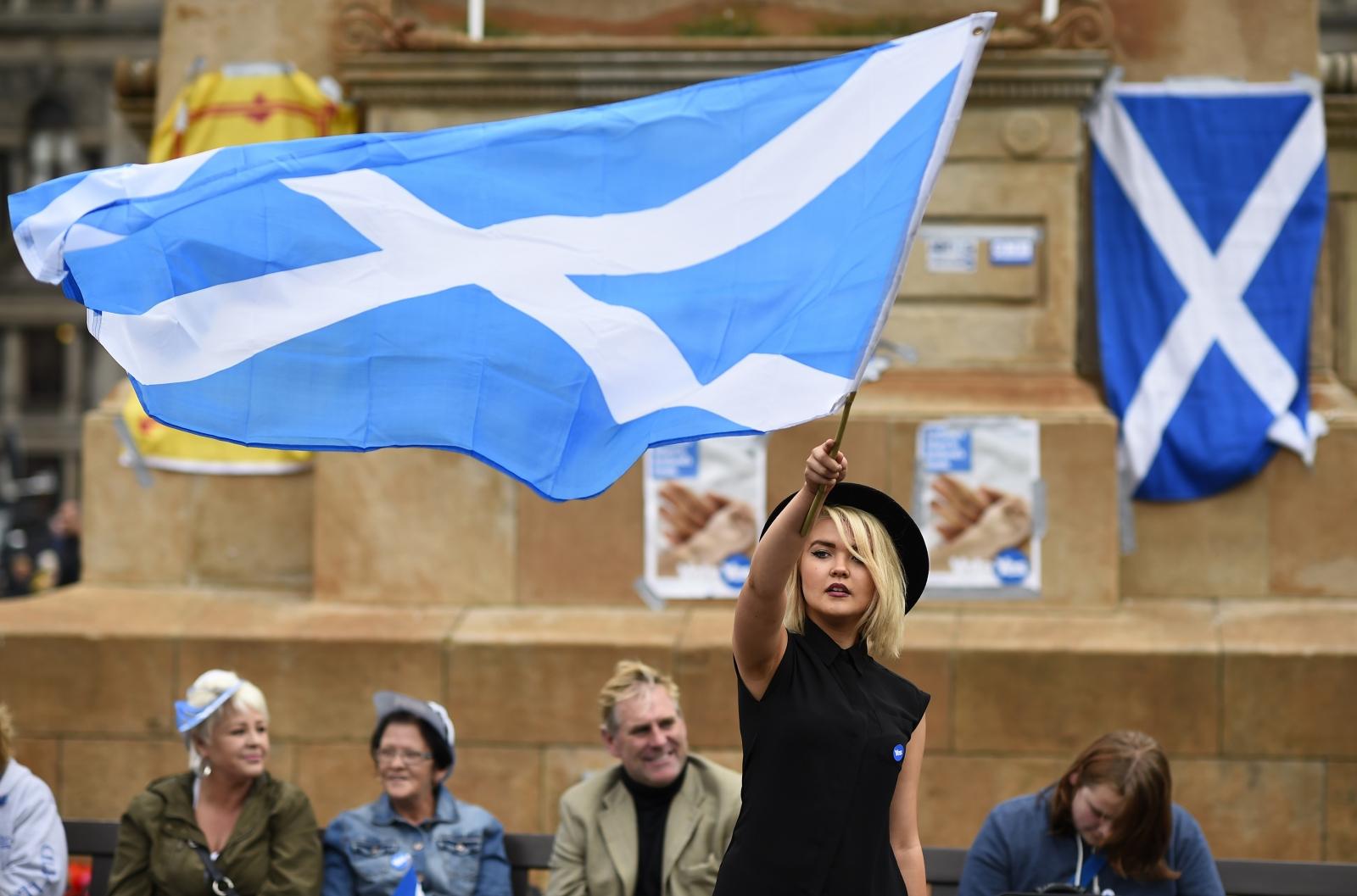 Scottish Independence Yes