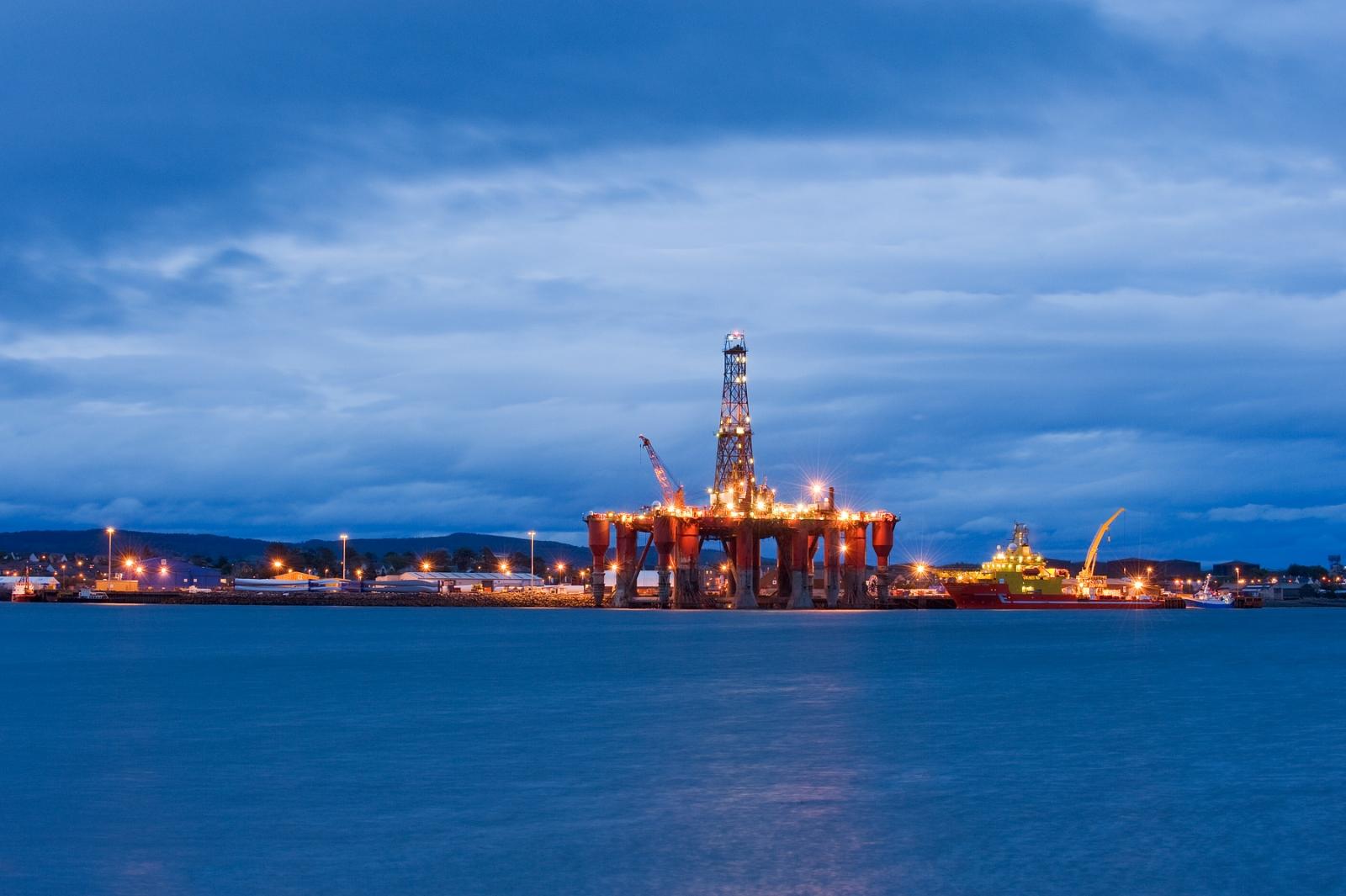 oil scotland