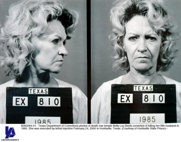 Betty Lou Beets Texas executions
