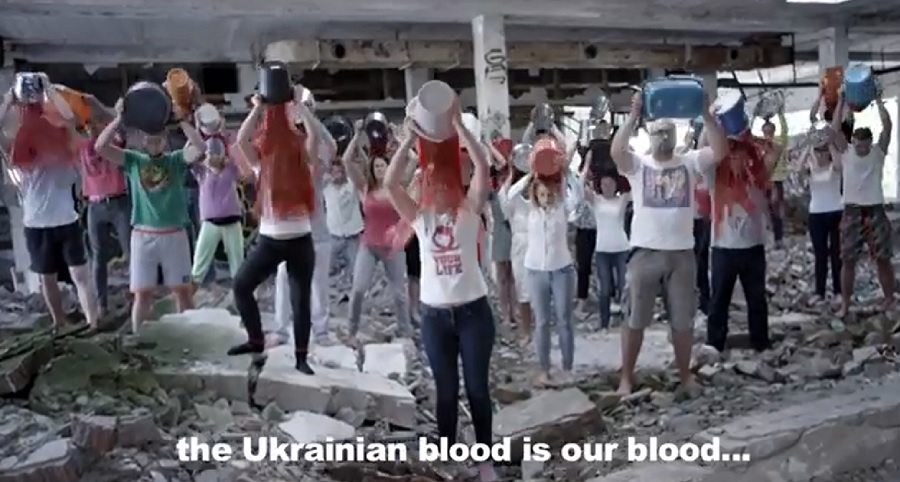 Ukraine blood