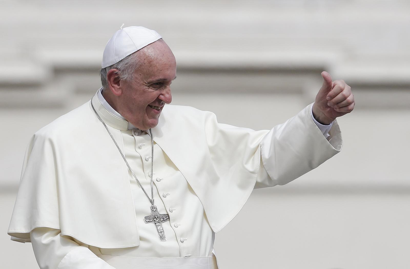 Pope Francis Divorce