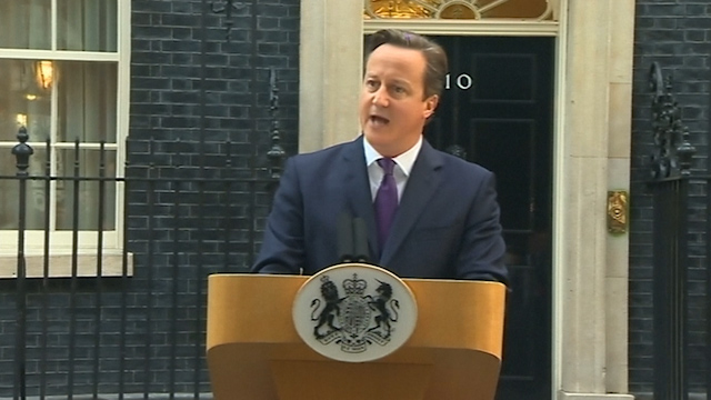 David Cameron: This Settles Independence Debate For a Generation