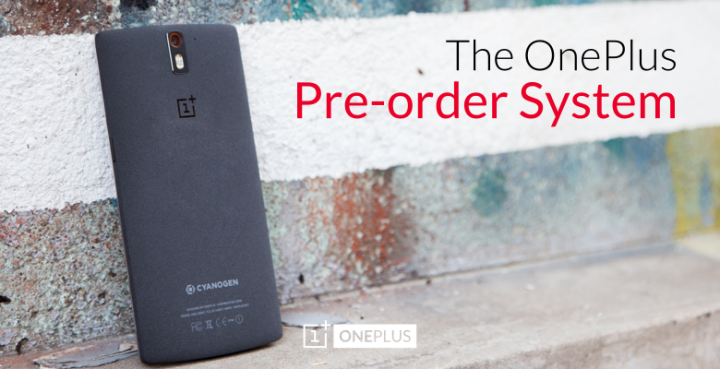 You can soon properly 'Pre-Order' a OnePlus One Smartphone Without the need for an 'Invite'