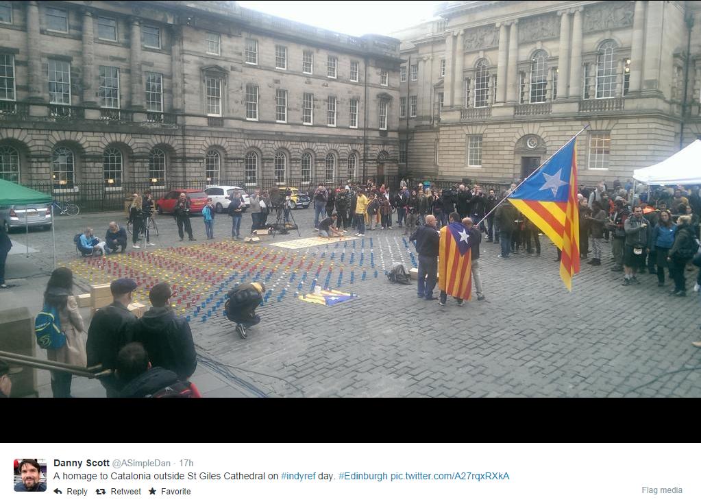 Catalonia in Scotland