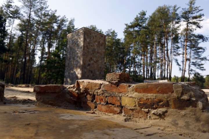 Nazi concentration camp unearthed in Poland