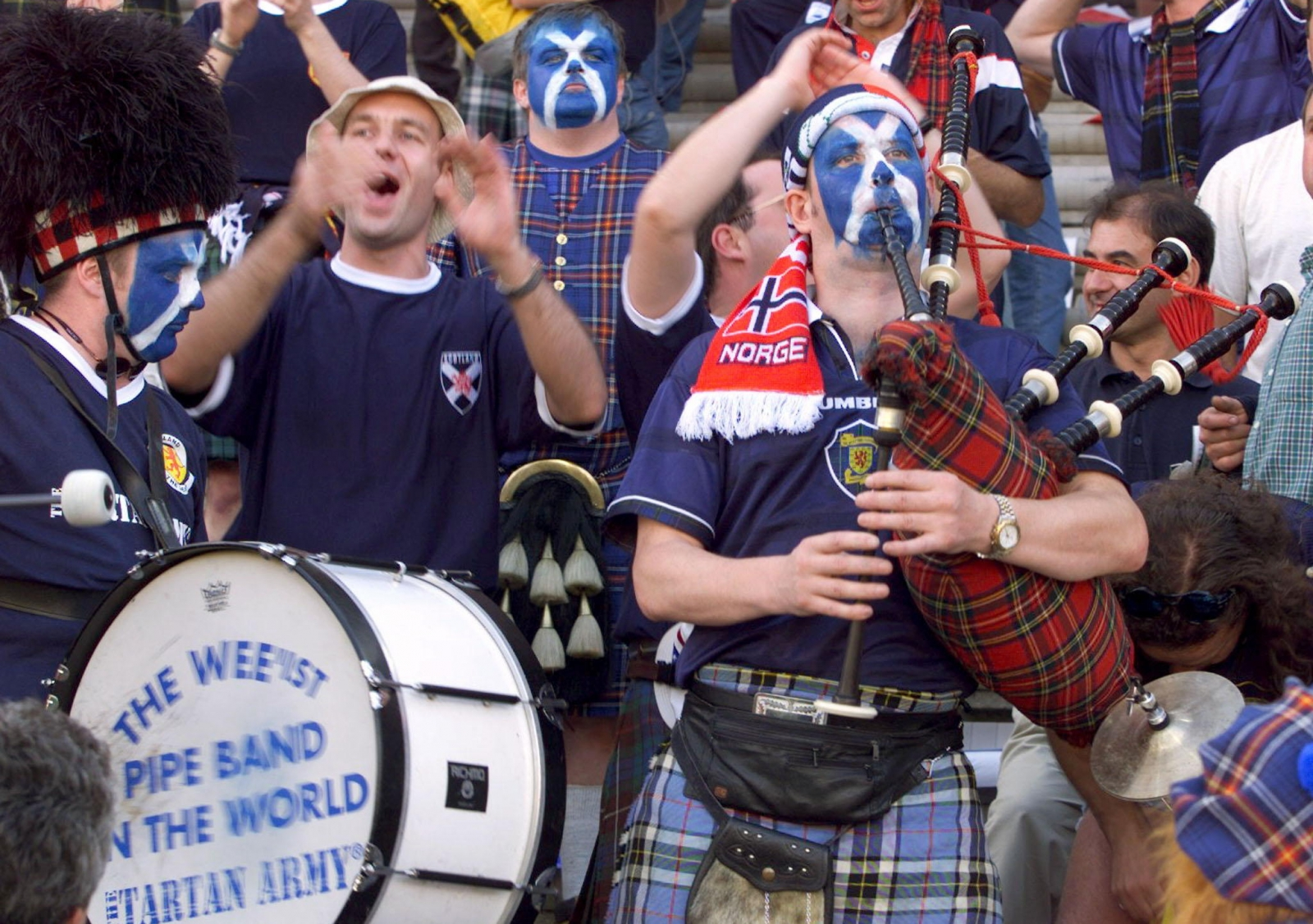 Tartan Army may spurn 'Flower of Scotland' after resounding referendum defeat