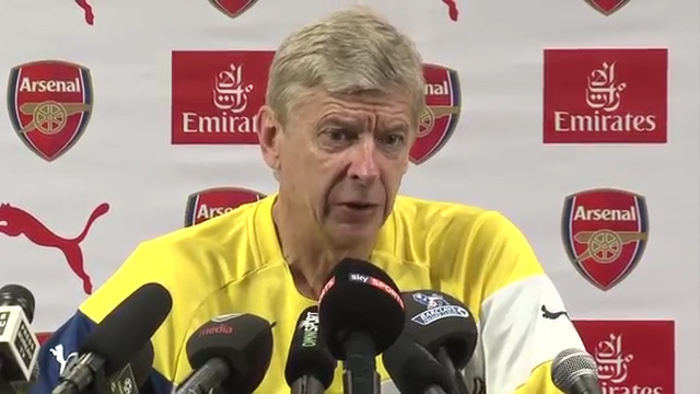 Arsene Wenger: Don't Make Ozil a Scapegoat