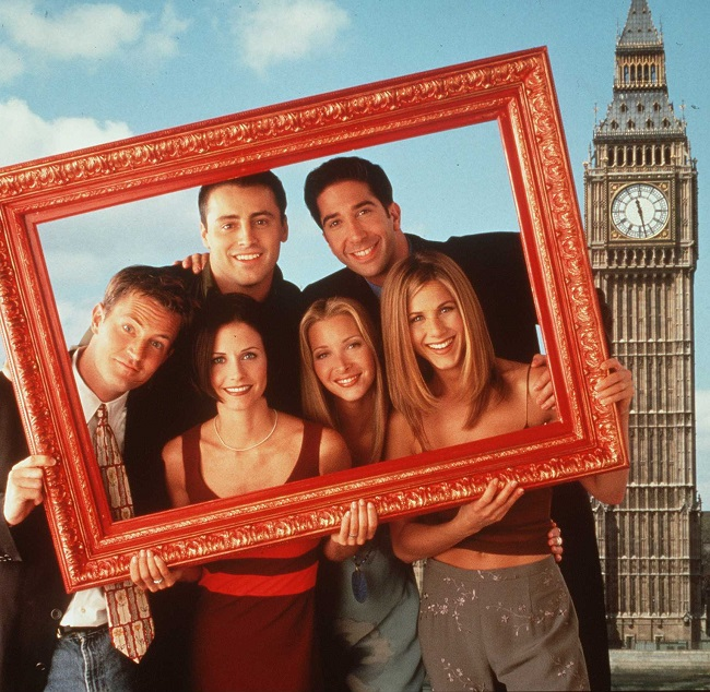 Friends 20th anniversary