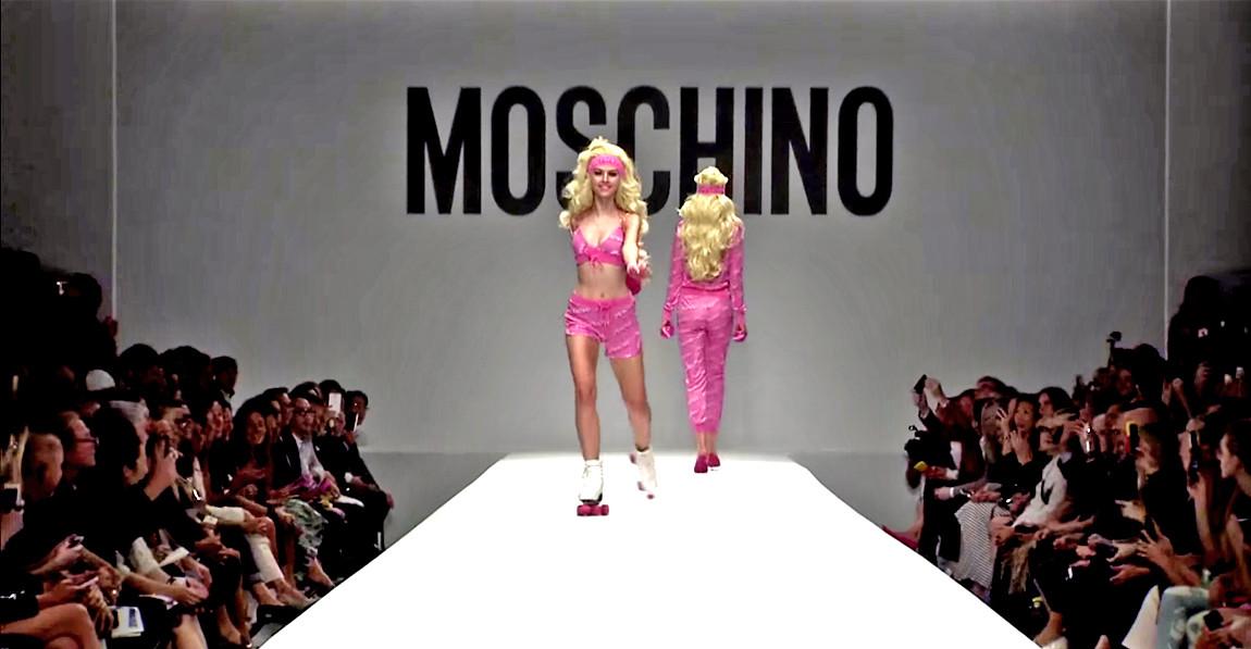 Moschino Barbie Fashion Show 4