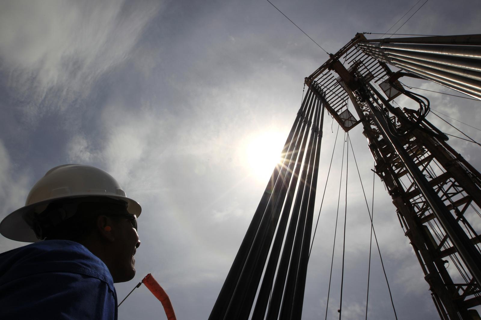 oil worker colombia