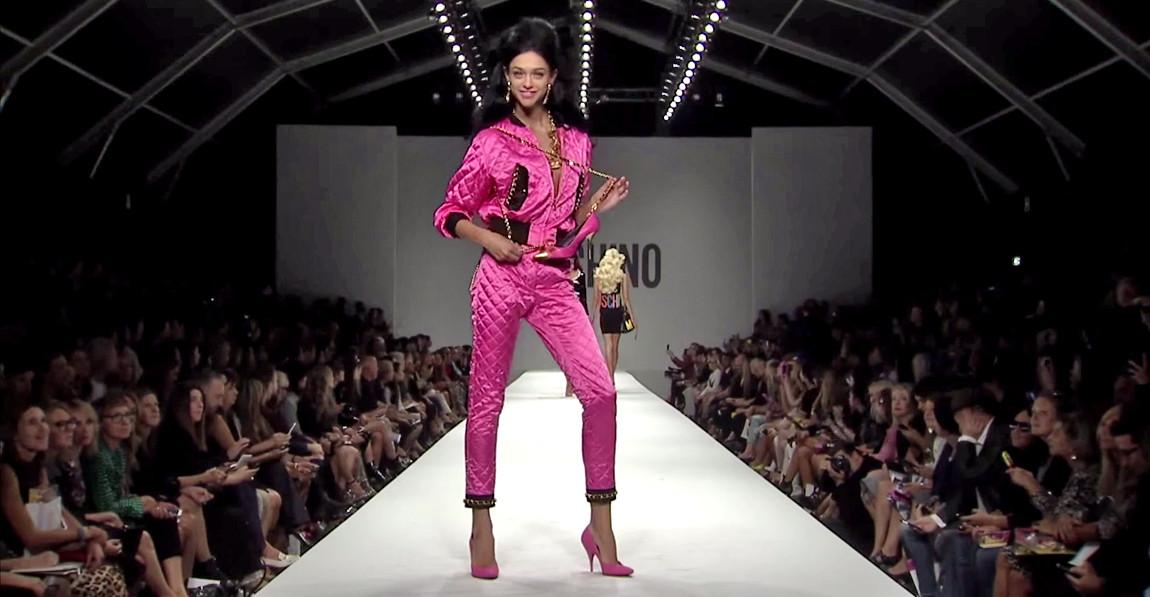 Moschino Barbie Fashion Show 11