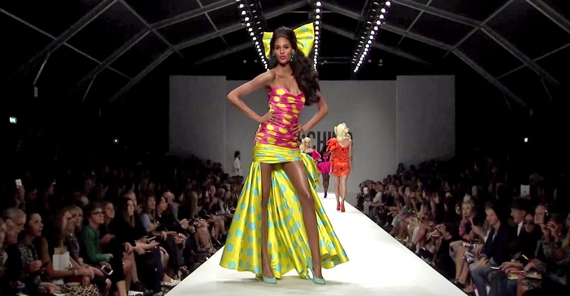 Moschino Barbie Fashion Show 17