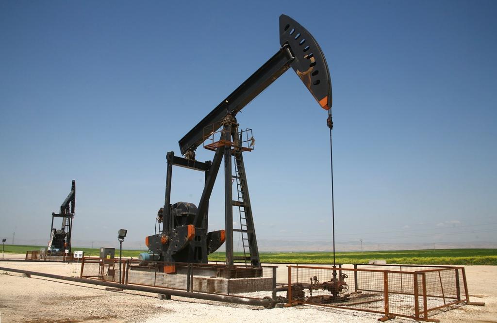 Al-Jbessa Oilfield Syria