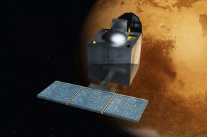 India Mars Orbiter Mission spacecraft Mangalyaan
